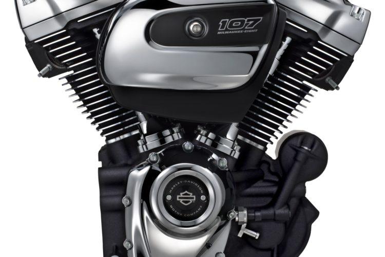 Harley´s neuer Motor, der Milwaukee-Eight