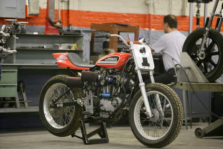 Quick and dirty — 50 Jahre XR-750
