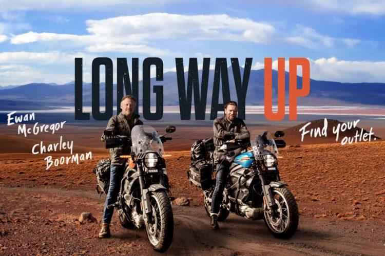 """APPLE TV+ Zeigt den Offiziellen Trailer von """"LONG WAY UP"""""""