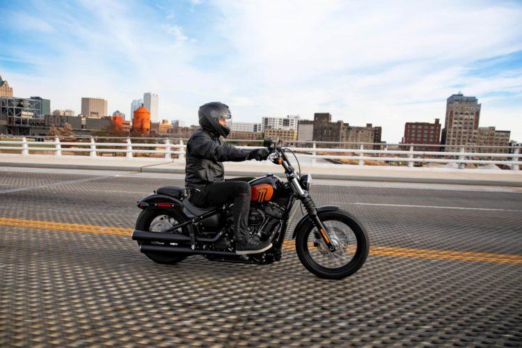 Street Bob 114 – Modelljahr 2021
