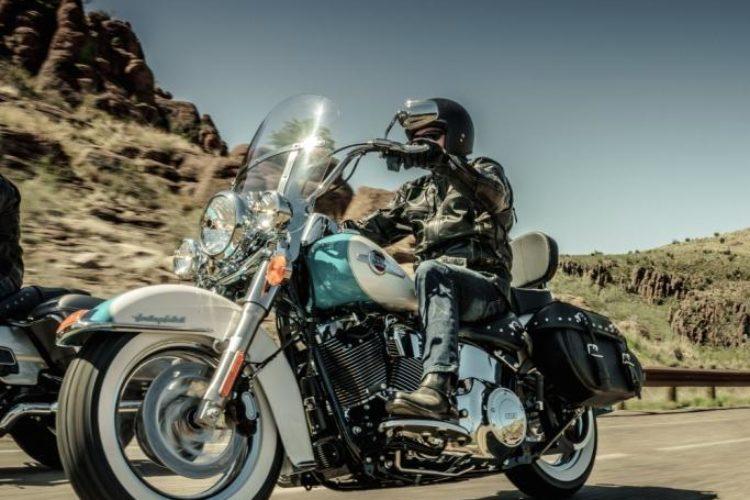 Reifenluftdruck – Harley-Davidson