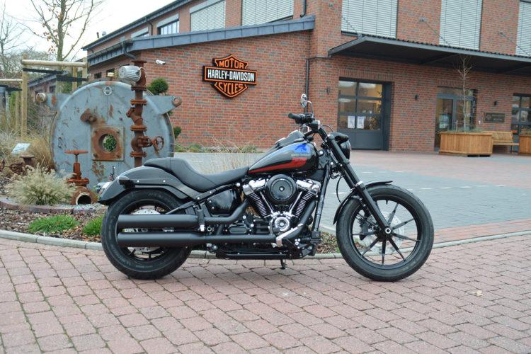 Harley-Davidson Low Rider 2019Umbau