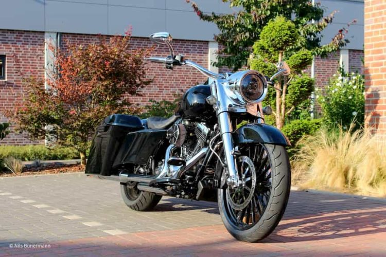 Bagger is better – Harley-Davidson Road King 2020