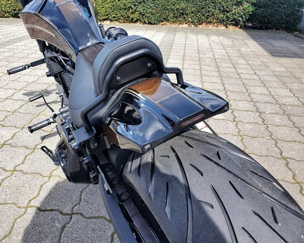 Harley-Davidson FXDR Umbau 2021 - Heckfender