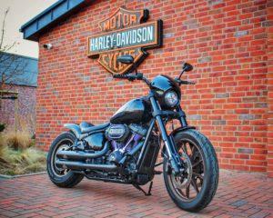 Harley-Davidson Low Rider S Umbau