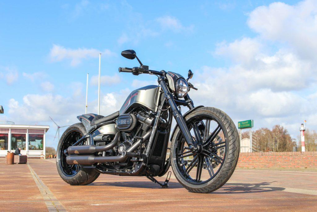 Harley-Davidson Breakout 114 - Umbau 2021