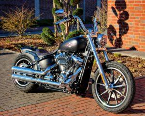 Harley-Davidson Low Rider Umbau - 2021
