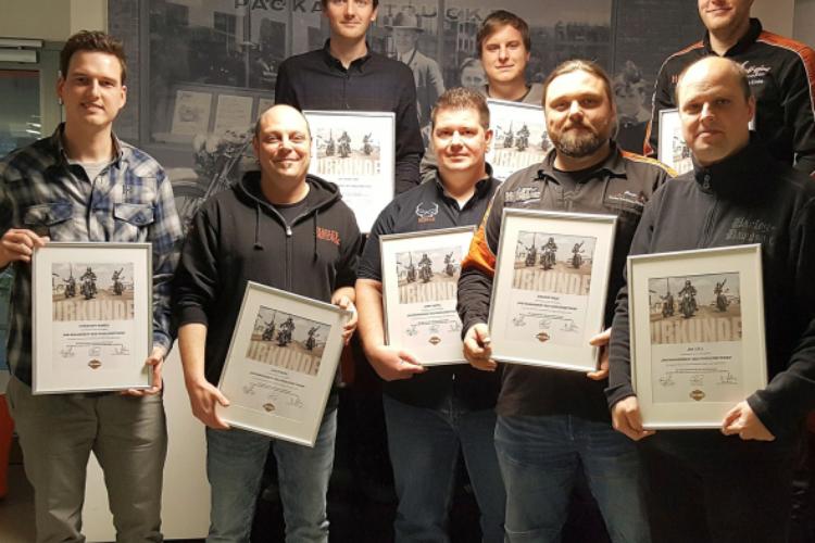 Harley-Davidson hilft bei der Nachwuchsqualifizierung