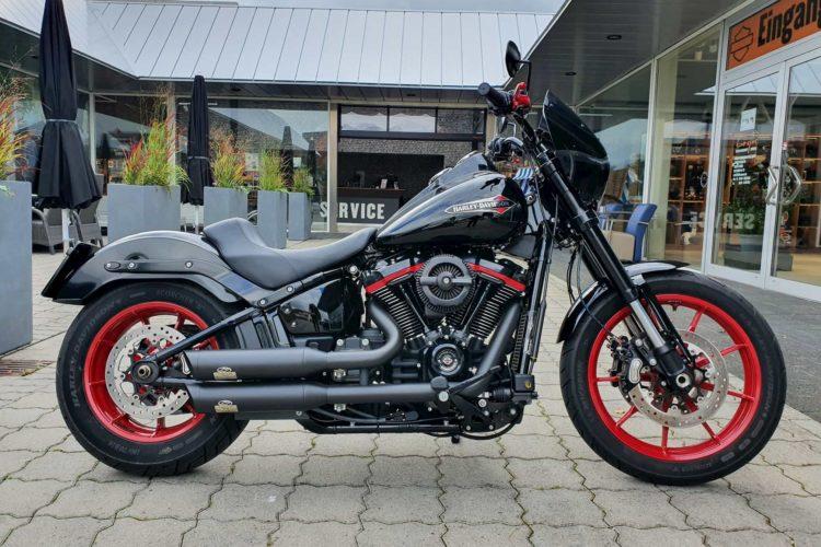 Low Rider S 2020 Umbau