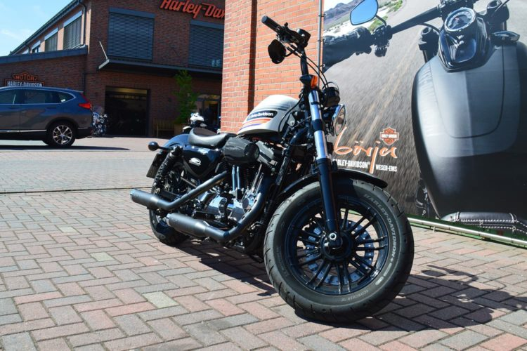 100PS – Sportster Forty-Eight Special