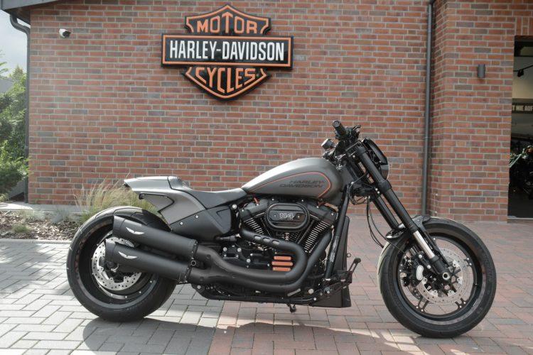 Harley-Davidson FXDR 2019Umbau