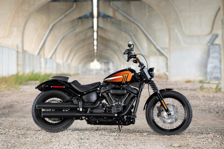 Harley-Davidson Modelljahr 2021