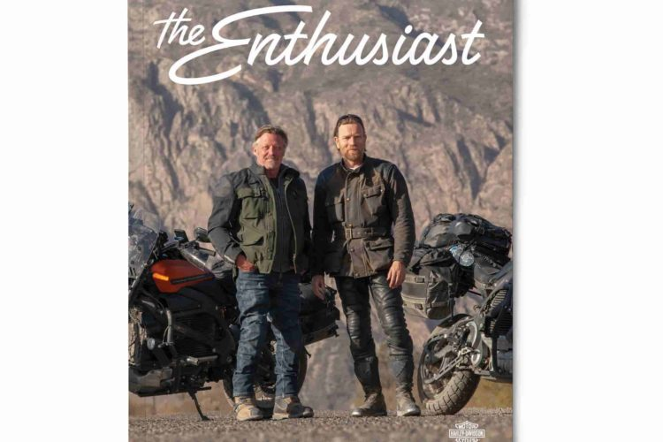 Relaunch — The Enthusiast
