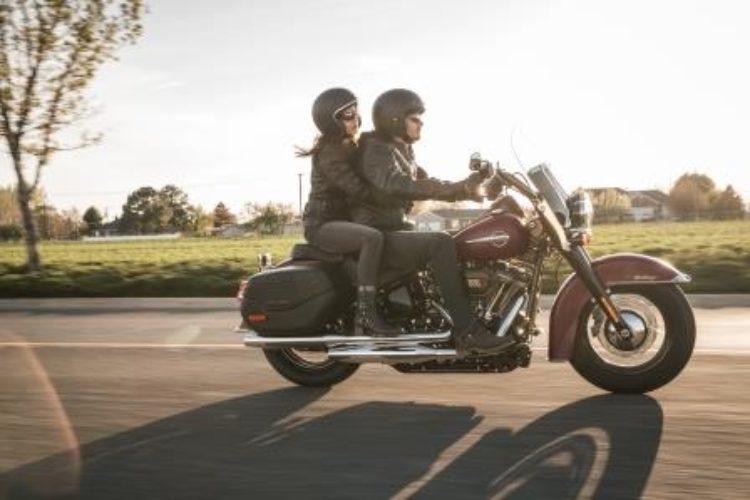 Warum sollte ich Harley-Davidson fahren?