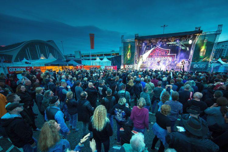 Hamburg feierte auf den Harley Days 2017